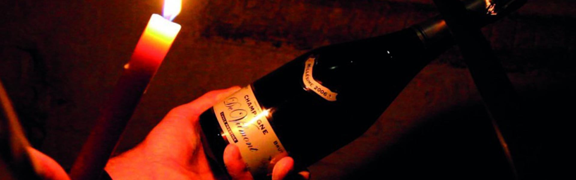 Champagne De Vilmont