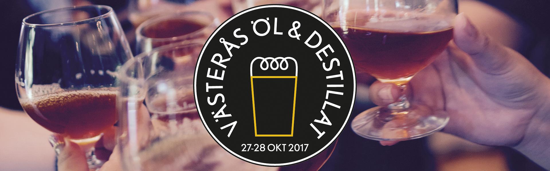 TOMP på Västerås Öl & Destillat.