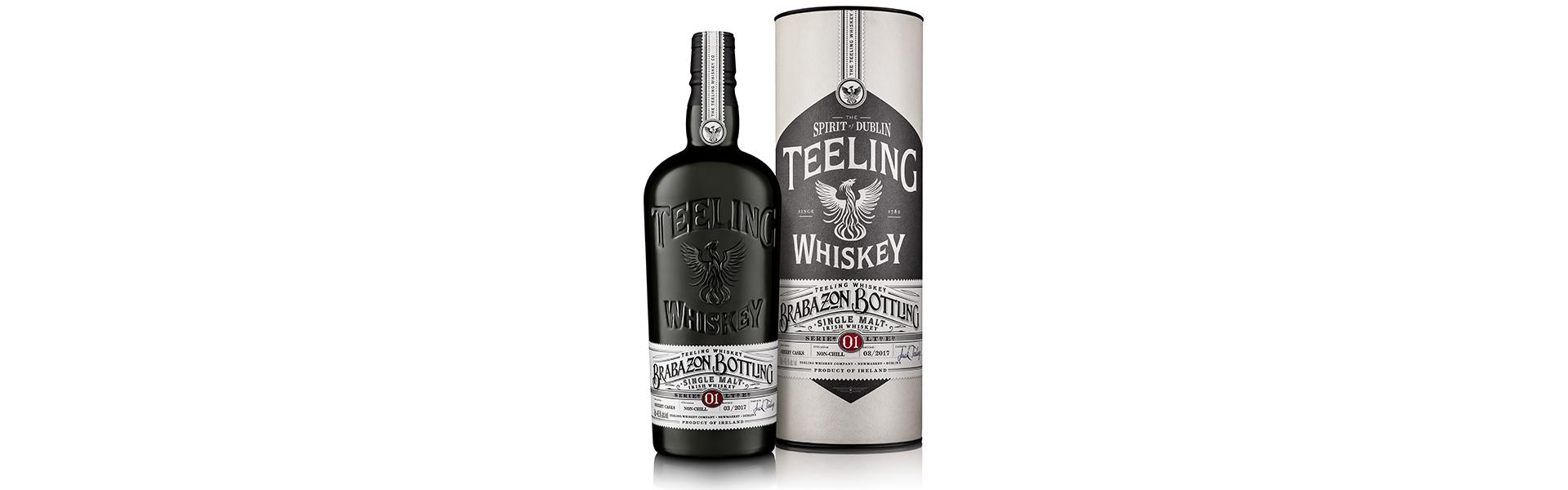 Exklusiv sherryfatswhiskey från det Irländska craftdestilleriet Teeling Whiskey – nu på Systembolaget