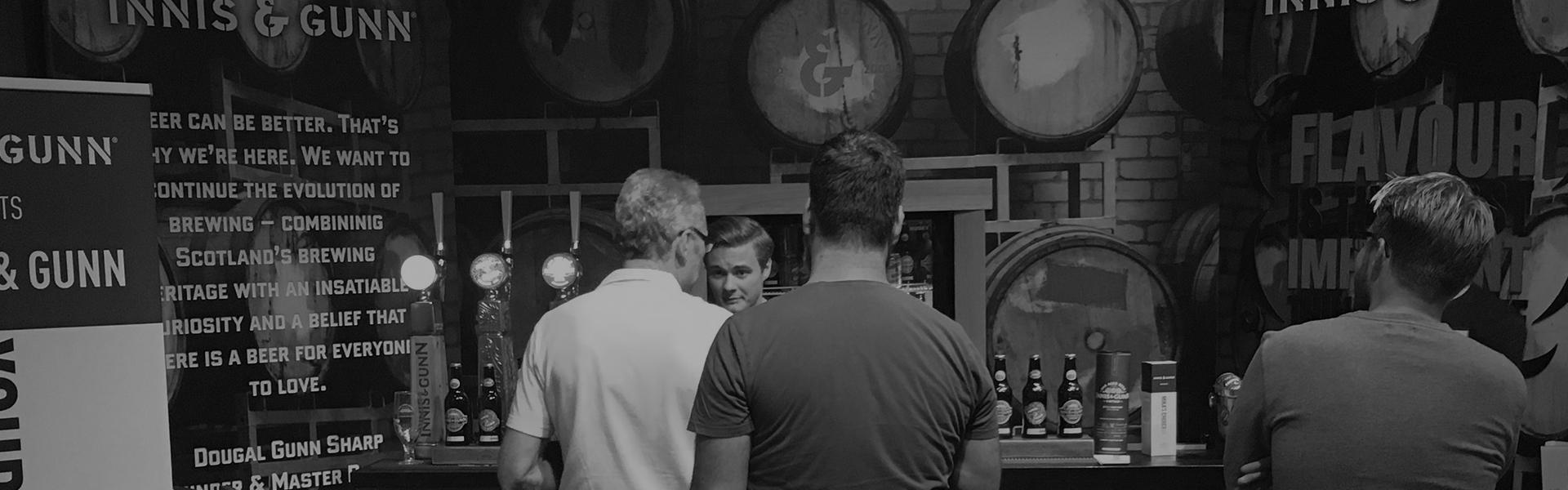 Prova öl med TOMP på En Öl och Whiskymässa i Göteborg