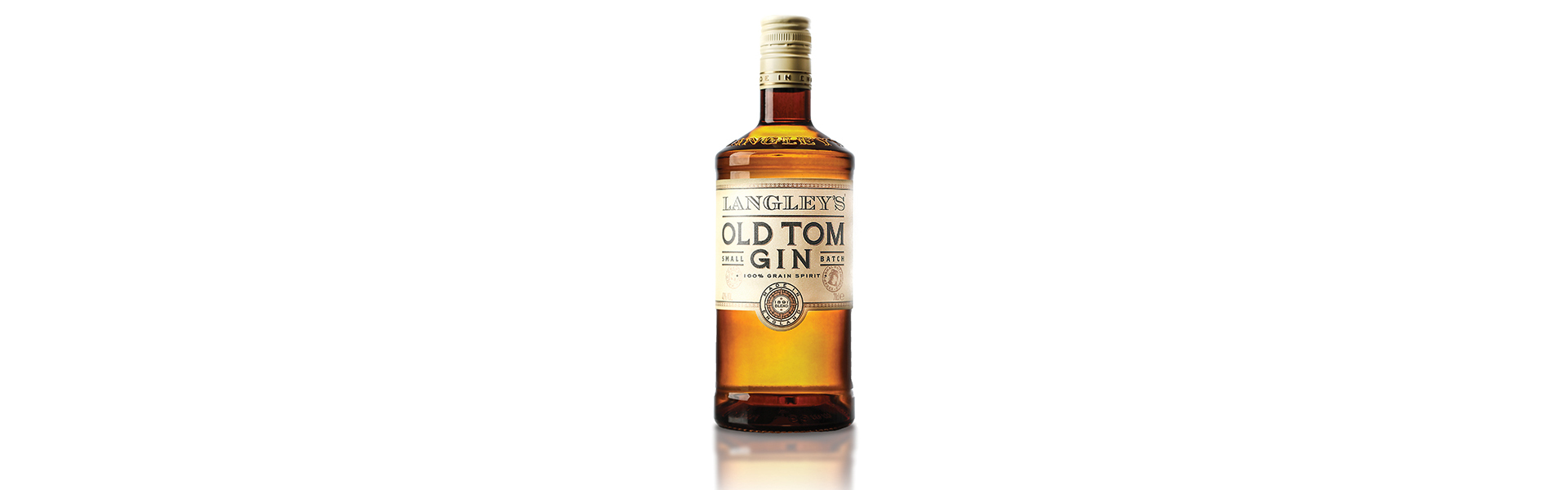 Premiär för stilen Old Tom Gin på Systembolaget – Langley's Old Tom gin släpps 1 juni i fast sortiment