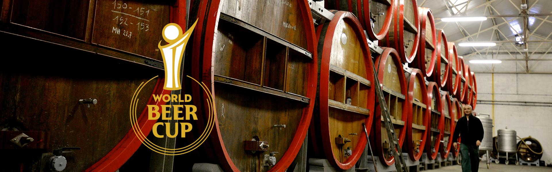 Boon Brewery vann guld på World Beer Cup för sjätte året i rad.