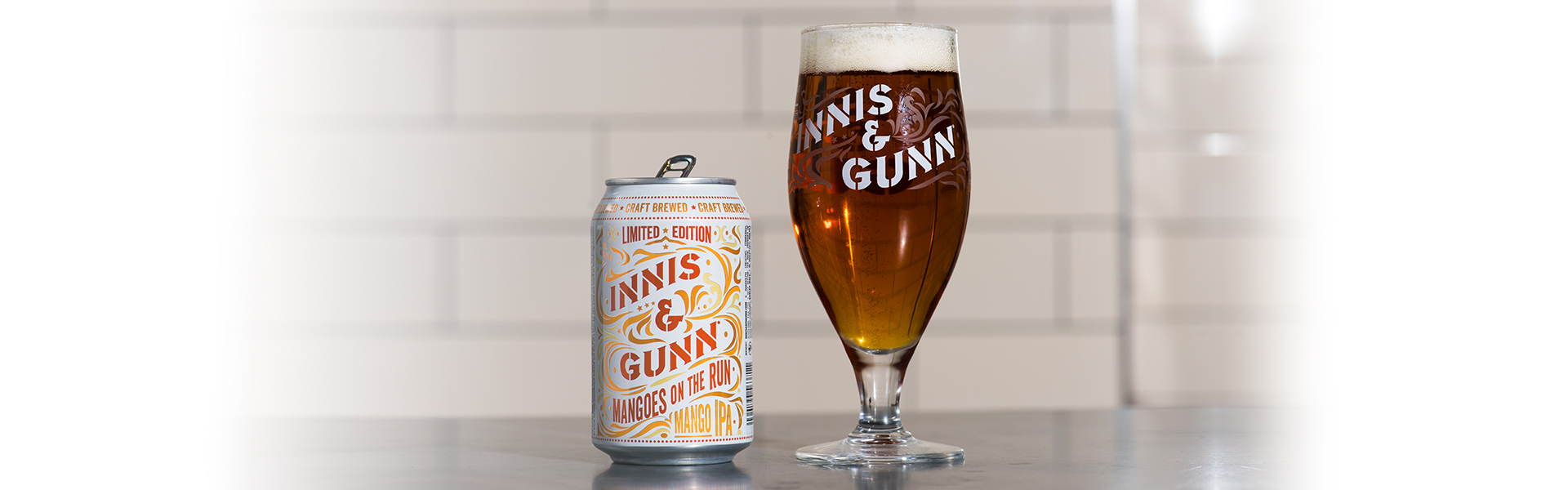 Mangoes on the Run IPA – limiterat sommarsläpp från Innis & Gunn