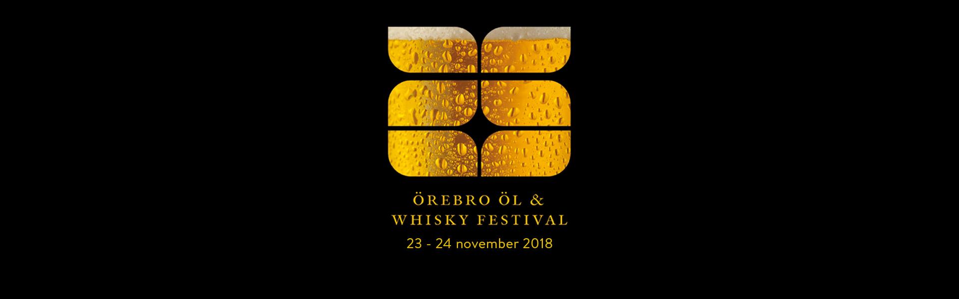 Örebro Öl och Whisky Festival