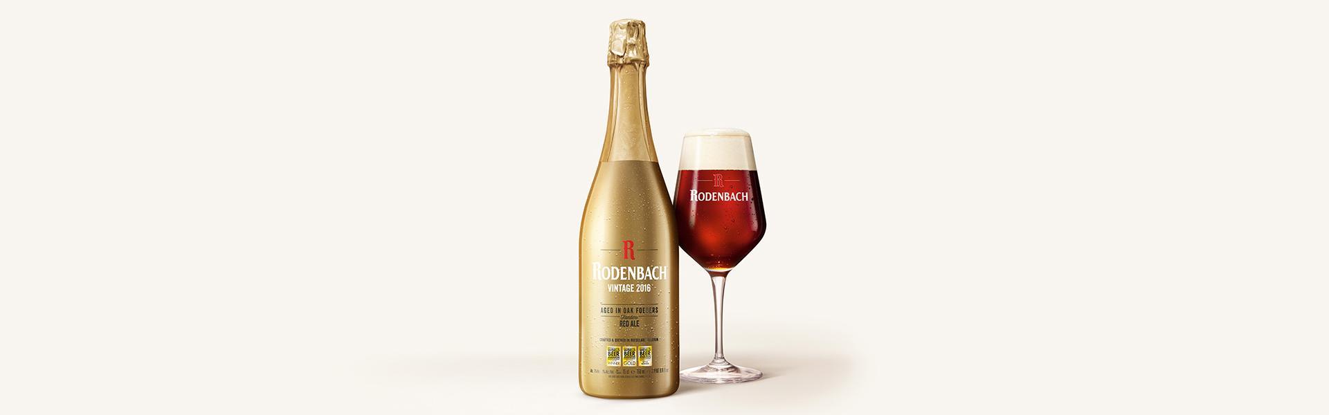 Rodenbach Vintage 2016 – prisbelönt årgångsöl från legendariska bryggeriet