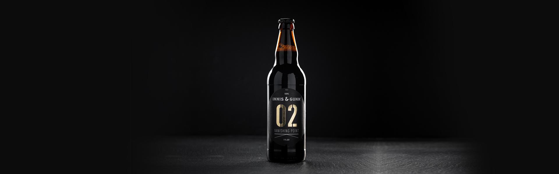 Innis & Gunn släpper samlarobjekt – en Imperial Stout lagrad 365 dagar på bourbonfat.