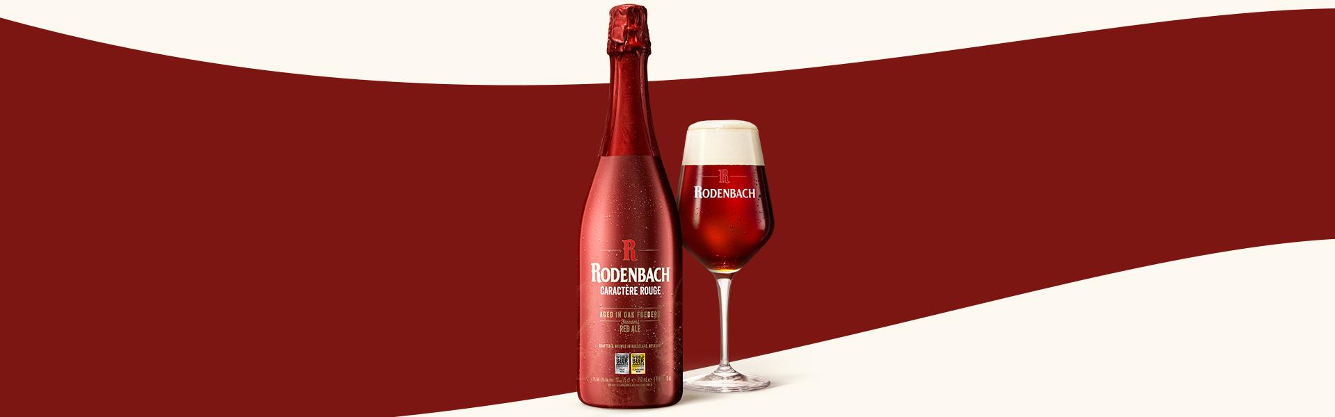 En vinös, bärig smakbomb – Kritikerrosade Rodenbach Caractère Rouge släpps 2 augusti på Systembolaget.