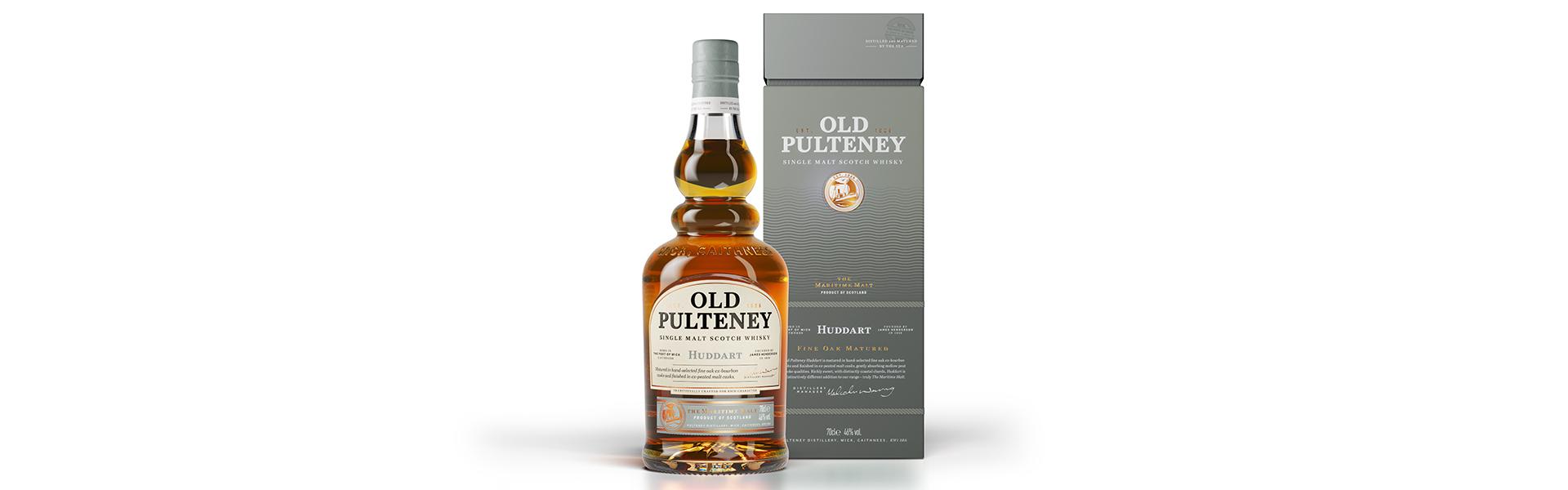 Nyhet! Rökig single malt whisky från populära Old Pulteney.