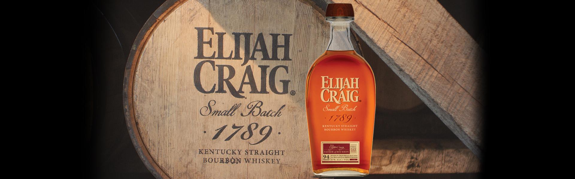 Elijah Craig – en hyllning till bourbonwhiskeyns fader.