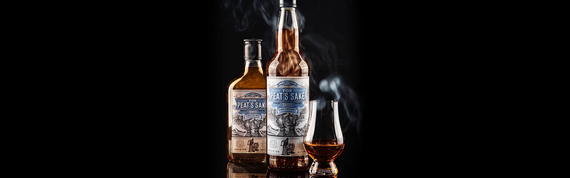 For Peat's Sake – succé för nya whiskyrökaren.