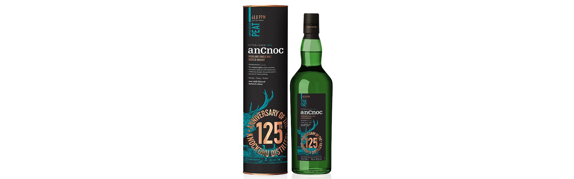 Den 2:a juni släpps 144 flaskor av anCnoc PEAT limited edition på Systembolaget.