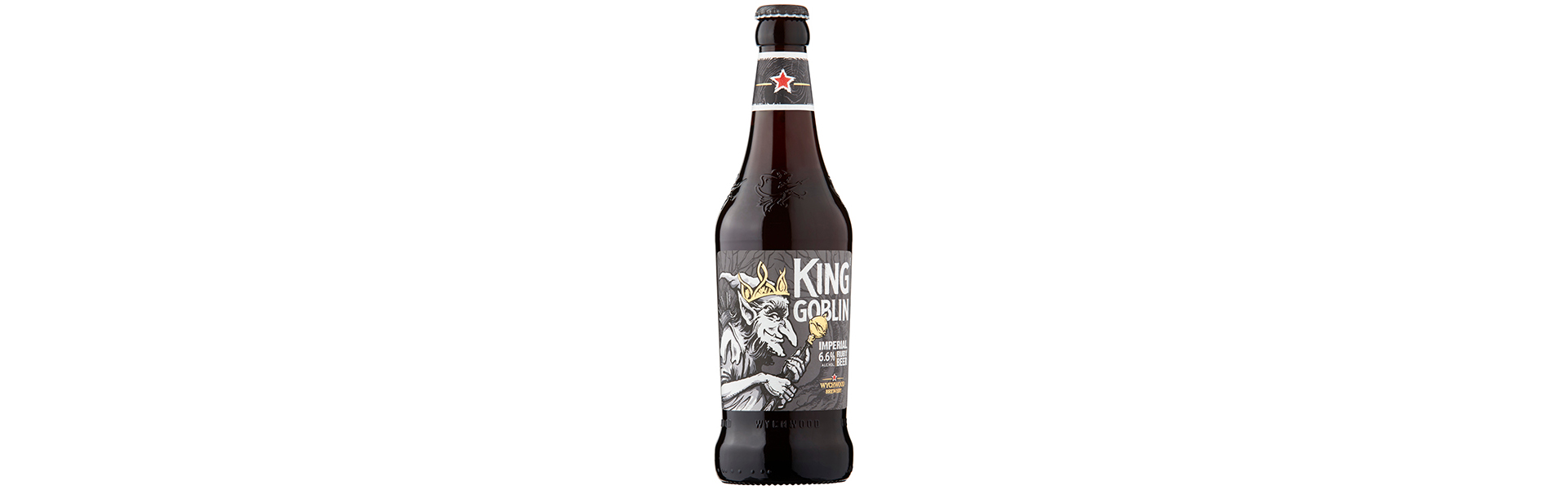 King Goblin Imperial Ruby Beer lanseras på Systembolaget 1 september.
