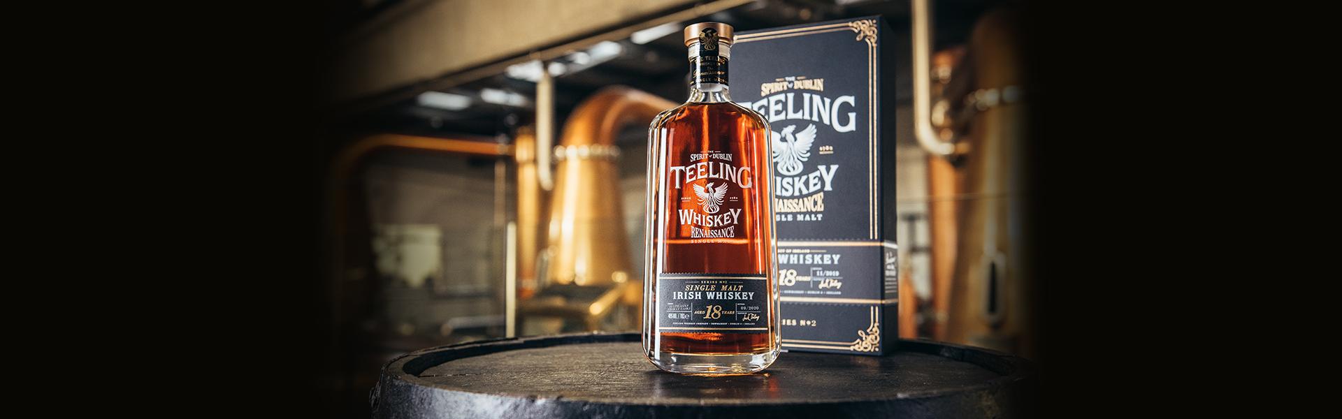Teeling lanserar whiskeyrenässans i Sverige!