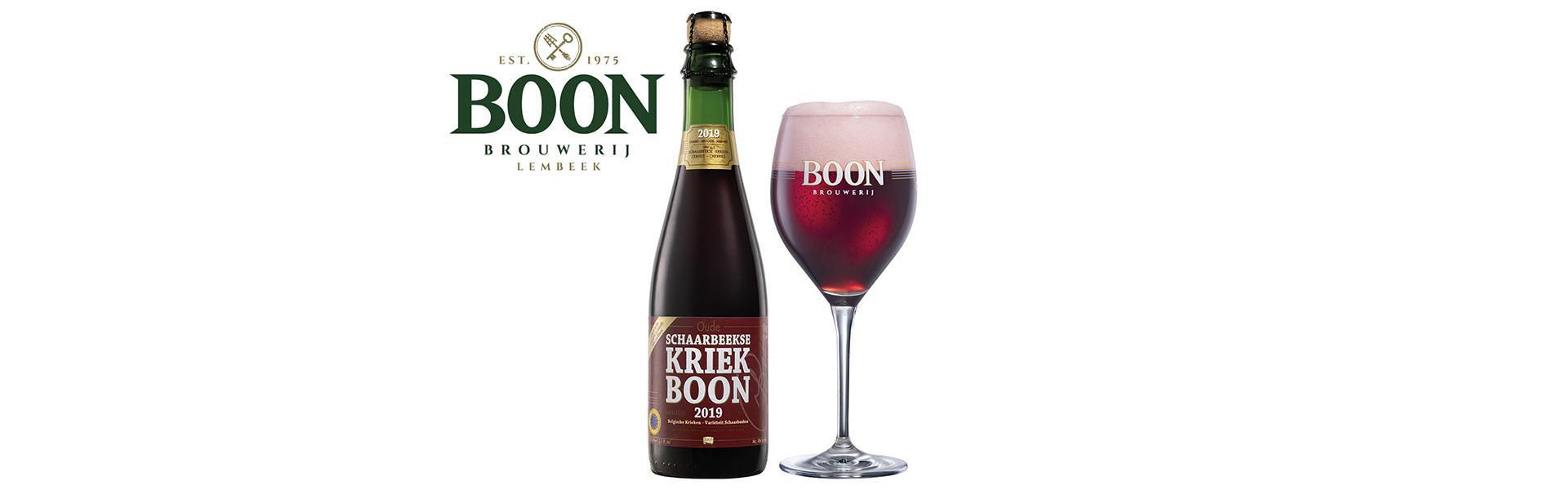 """Brouwerij Boon släpper spontanjäst öl smaksatt med lokala """"surkörsbär""""."""