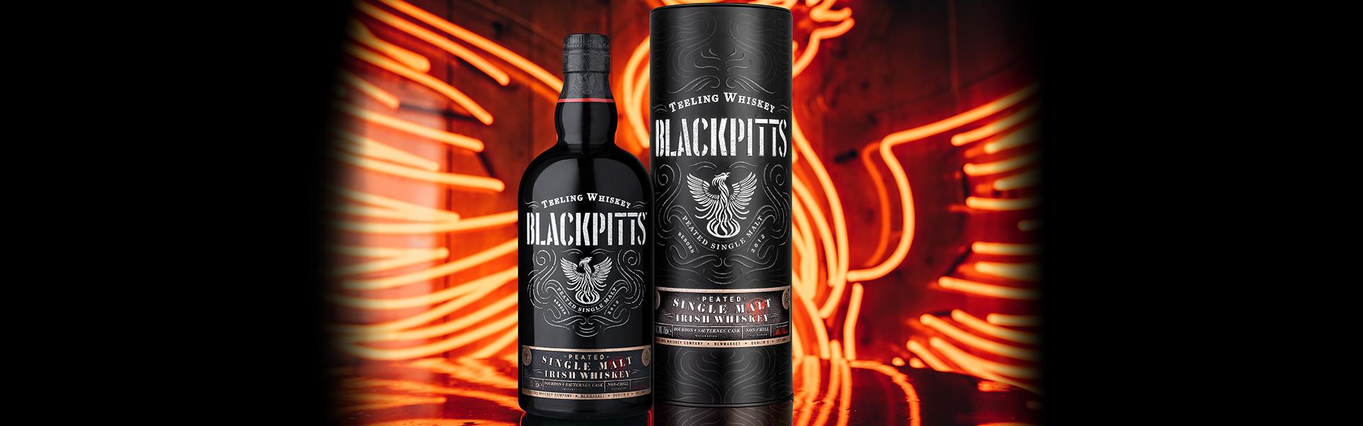 Irländska Teeling lanserar äntligen en rökig whiskey!