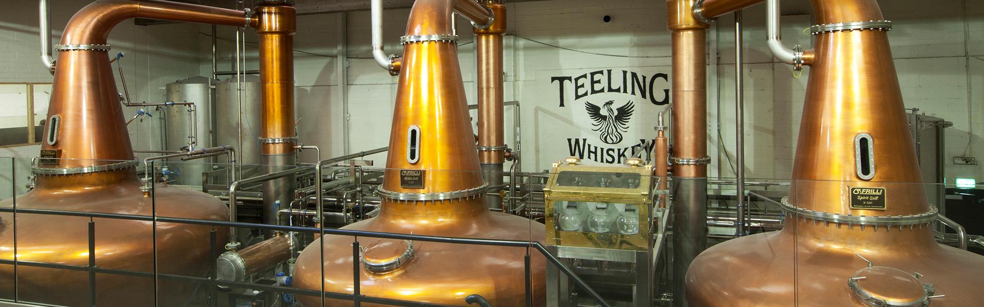 Teeling Whiskey utsedd till världens bästa irländska single malt whiskey för tredje året i rad.
